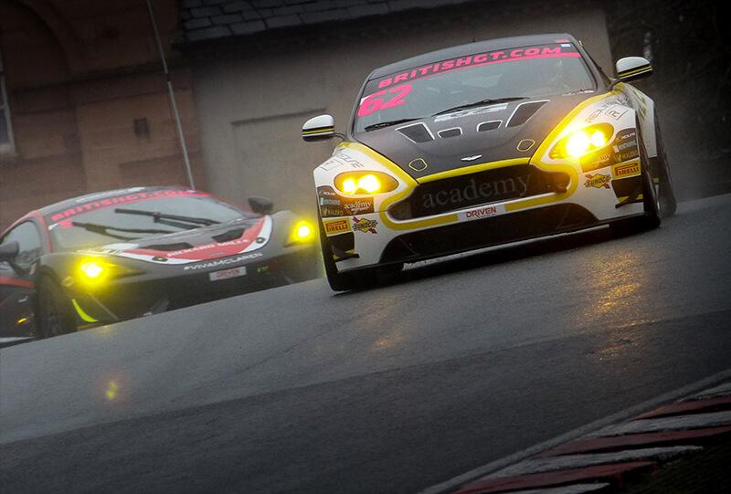 British GT Championship - Oulton Park 02-04-18