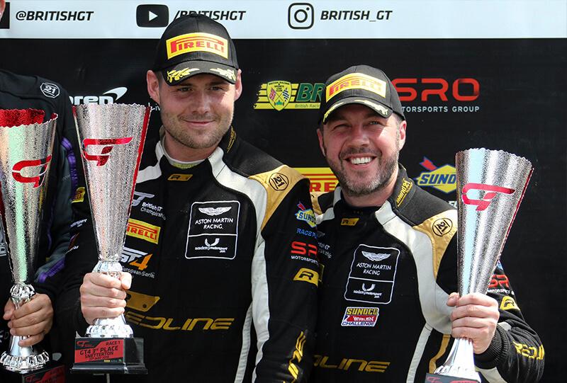 British GT Championship - Snetterton 27-05-18