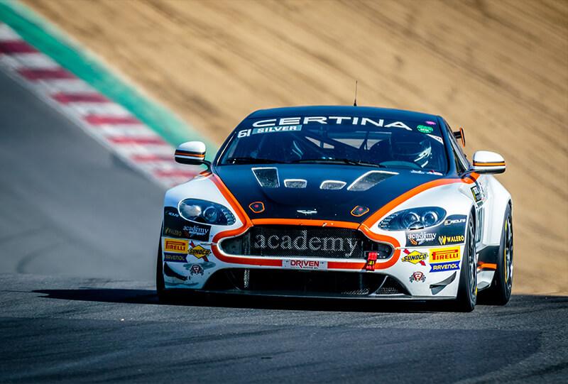 GT4 European Series - Brands Hatch 06-05-18