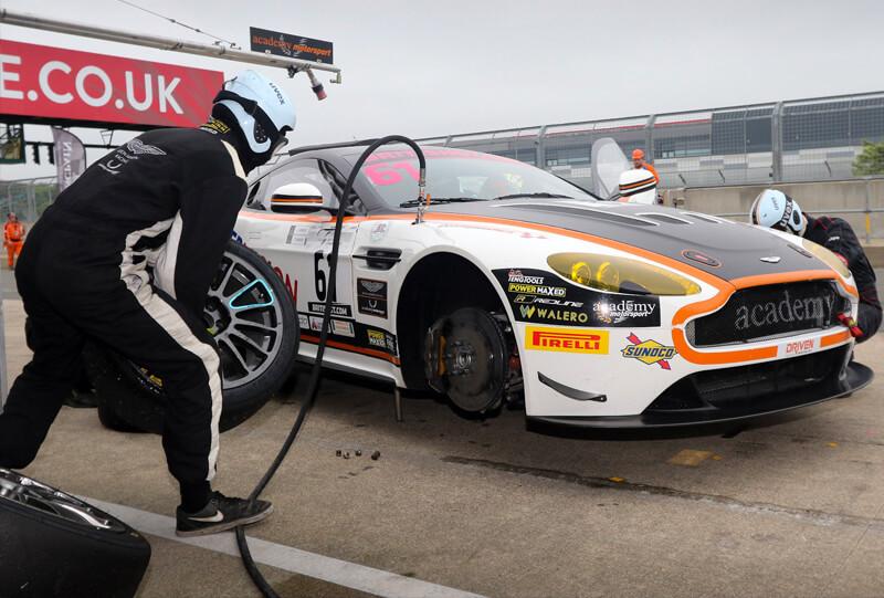 British GT Championship - Silverstone 10-06-18