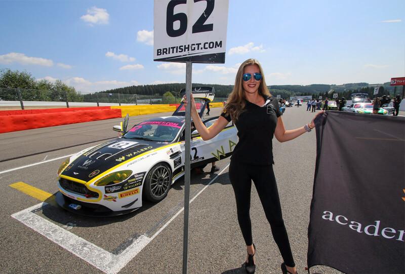 British GT Championship - Spa 22-07-18