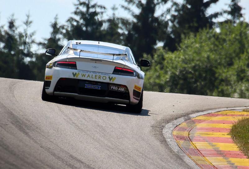 GT4 European Series - Spa 22-07-18