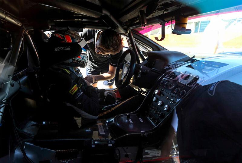 British GT Championship - Brands Hatch 05-08-18